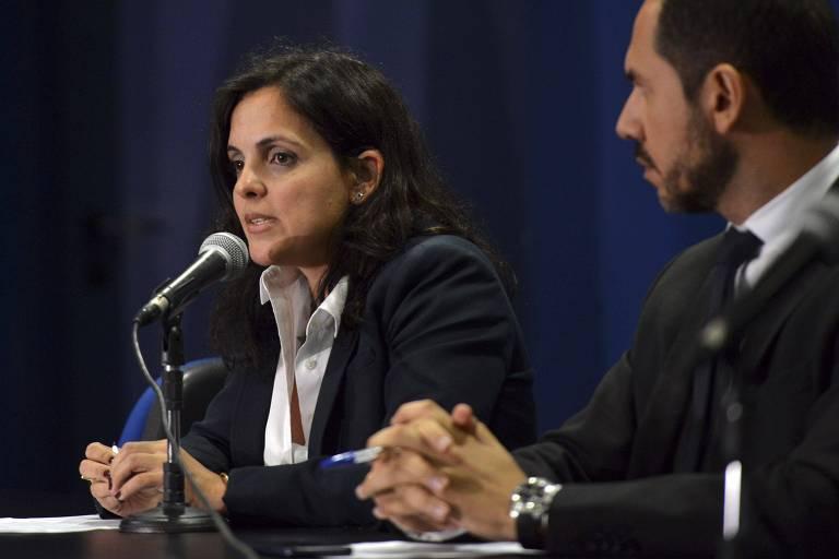 A procuradora da República Anamara Osório, que deixa a Lava Jato em SP para integrar a equipe do novo PGR, Augusto Aras, em Brasília