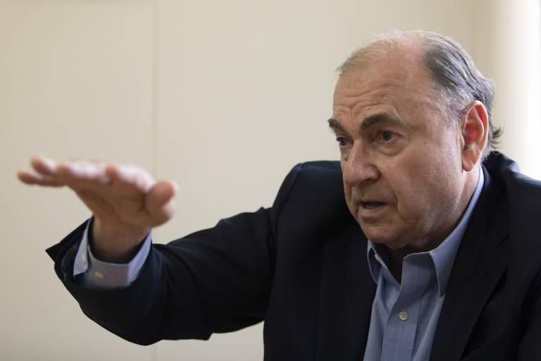Cesar Maia, ex-prefeito do Rio e atual vereador da cidade