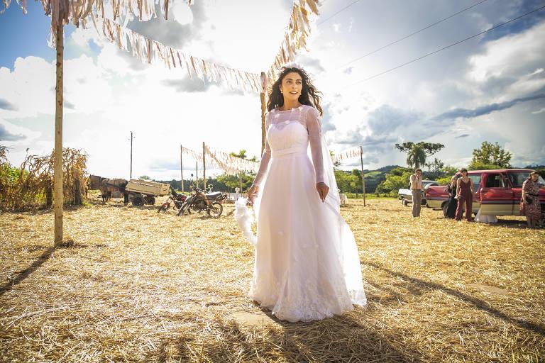 Maria Da Paz (Juliana Paes) em 'A Dona do Pedaço'