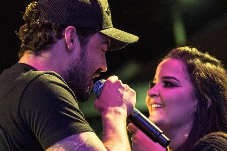 Fernando, da dupla com Sorocaba, e Maiara, que canta com Maraísa, assumem relacionamento