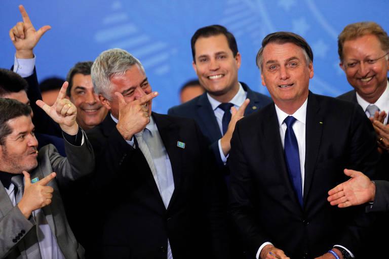 O governo Bolsonaro
