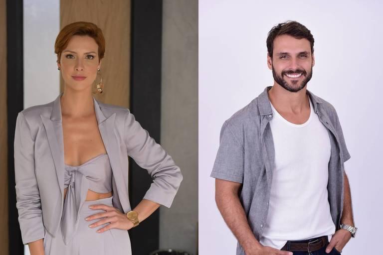 Camila Rodrigues e Felipe Cunha serão os protagonistas da nova novela da faixa das 19 horas na TV Record
