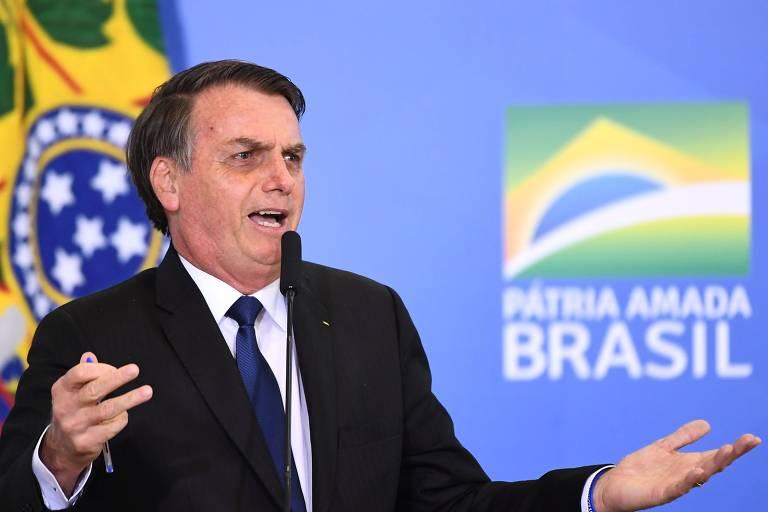 Por apoio político, o presidente Jair Bolsonaro (PSL) admite recriação de dois ministérios