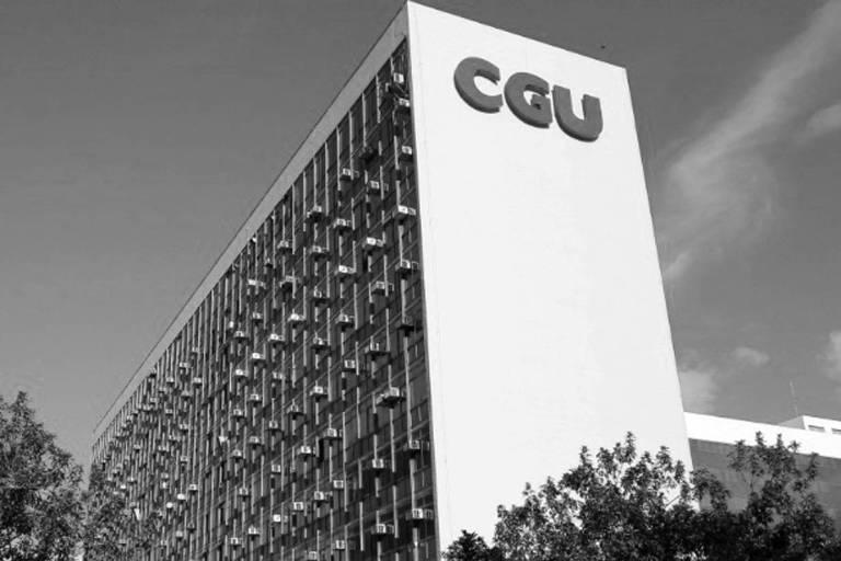 Prédio da Controladoria-Geral da União (CGU), em Brasília