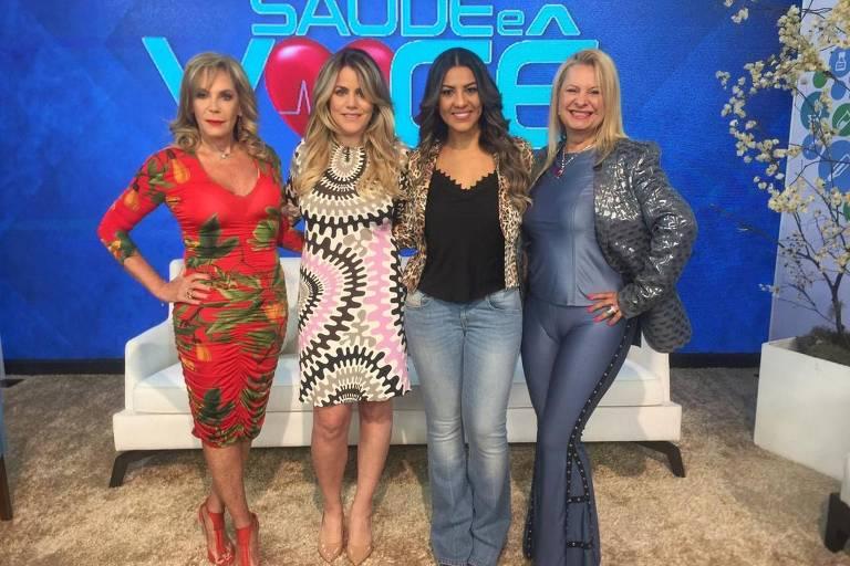 Saúde e Você, programa de Duda Rodrigues na Rede Brasil