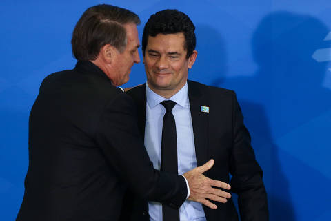 Moro se recusa a revelar documentos que deu a Bolsonaro sobre laranjas