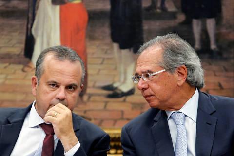 Time de Guedes planeja corte em ministério de Marinho para atender Congresso