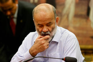 CPI dos Fundos de Pensão ouve João Vaccari Neto
