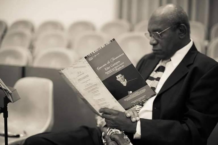 Antônio Paulo Filho (1942-2019), o Mestre Toninho, que formou orquestra de jazz e gerações de músicos no Espírito Santo