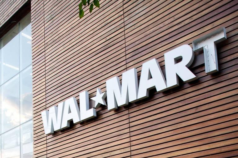 Foto ilustrativa de uma das lojas do Walmart