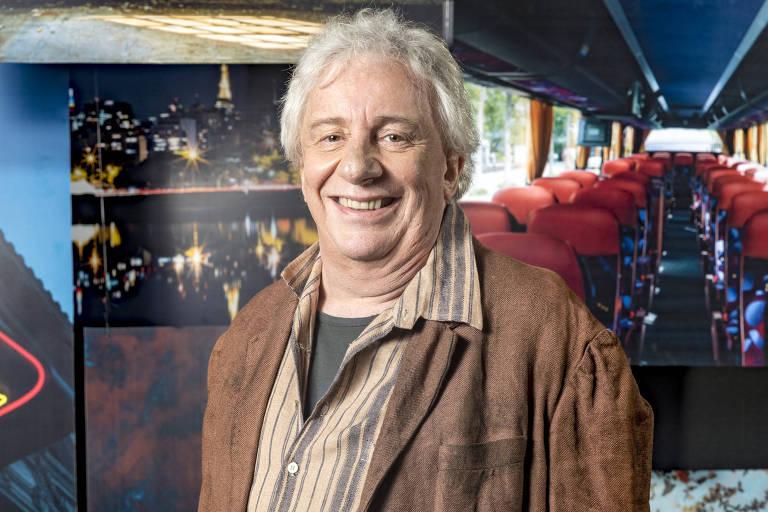 Eusébio ( Marco Nanini ) em 'A Dona do Pedaço'
