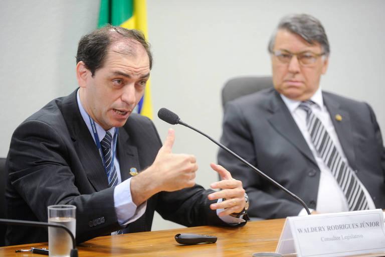 Fazenda do Ministério da Economia, Waldery Rodrigues Júnior