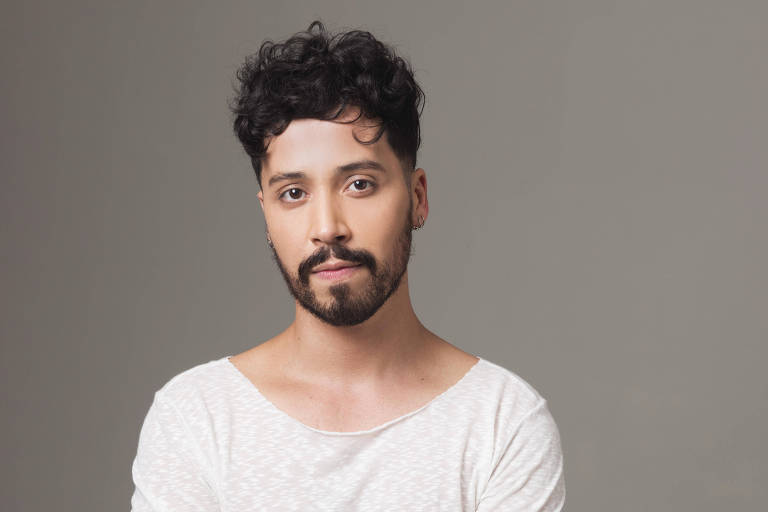 O ator Arlindo Lopes