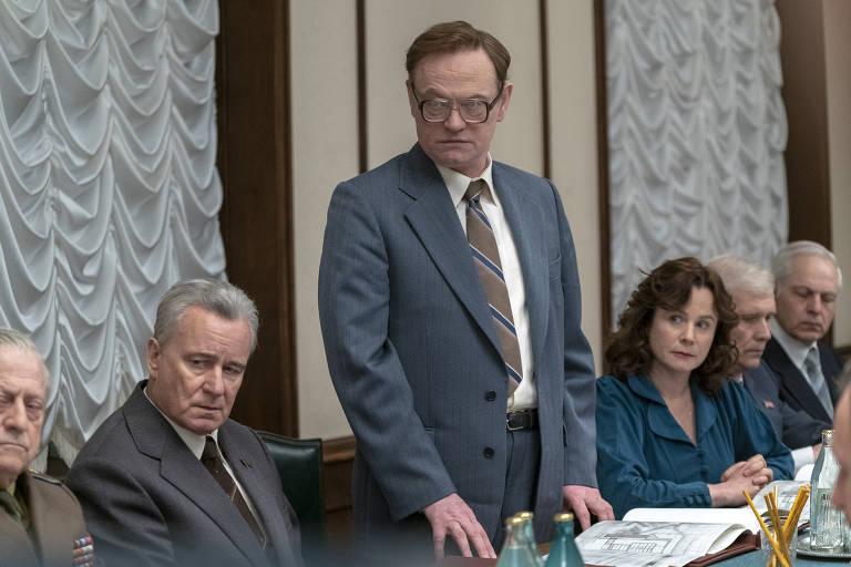 A série 'Chernobyl'
