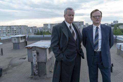 Cena da série Chernobyl, da HBO
