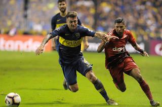 Copa Libertadores - Group Stage - Group G - Boca Juniors v Athletico Paranaense