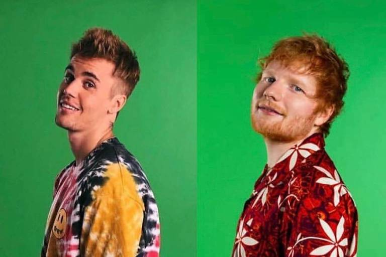 Ed Sheeran e Justin Bieber lançam single 'I Don't Care'; escute