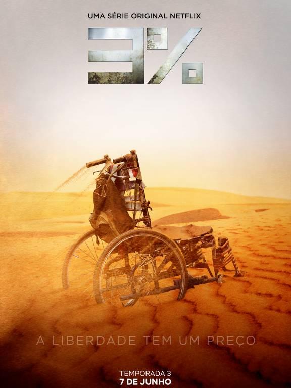 cadeira de rodas no deserto