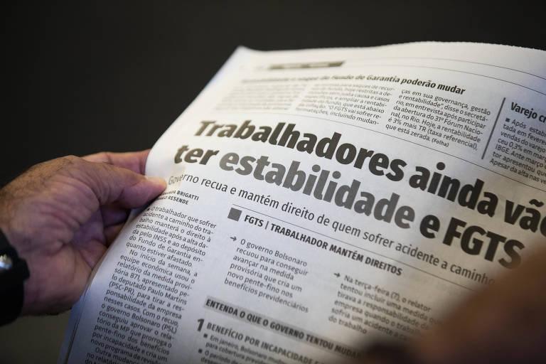 Agora SP promove debate sobre a reforma da Previdência