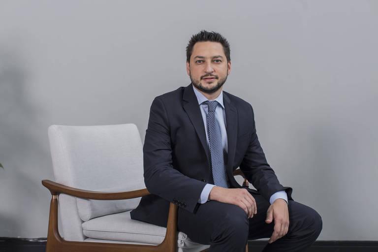 Marco Vinholi, o secretário de Desenvolvimento Regional do governo do estado de São Paulo