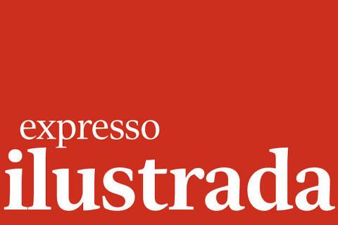 Logo Podcast Expresso Ilustrada