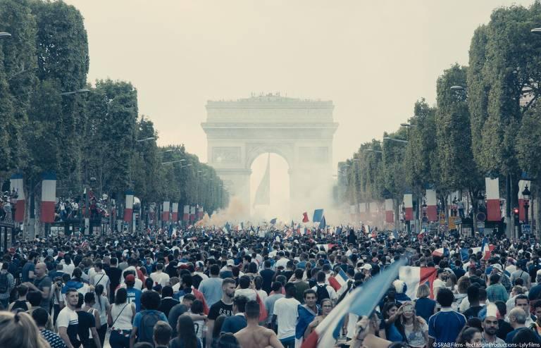 Em Cannes, filme 'Les Misérables' funde 'Tropa de Elite' e 'Cidade de Deus'