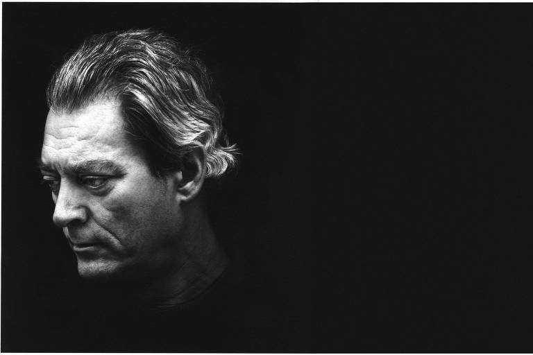 O escritor Paul Auster, que participa do Fronteiras do Pensamento