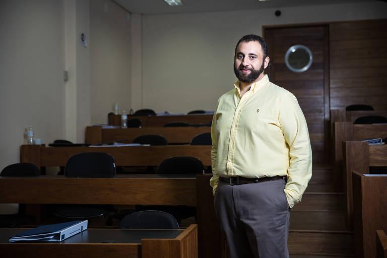 Tadeu da Ponte, 40, coordenador de processos seletivos do Insper
