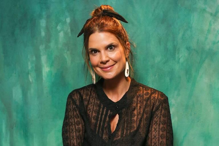 A apresentadora e influenciadora Mariana Kupfer