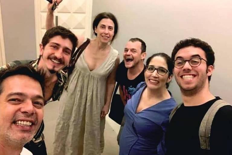 Filhos da Pátria, série da Globo, por Bruno Mazzeo
