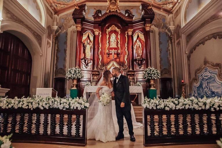 Casamento Projota