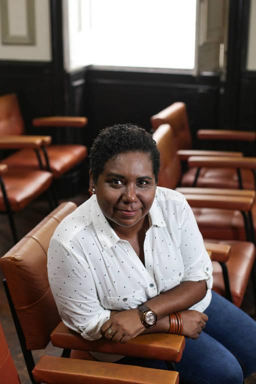 A pesquisadora e professora do Centro de Estudos Afro-Orientais da Universidade Federal da Bahia, Jamile Borges