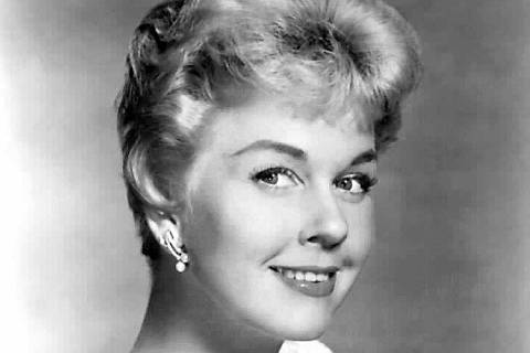 (FILES) This undated file photo shows US actress Doris Day, well known for her romantic/comedy roles in Hollywood films of  the 1950's and early 1960's. - Hollywood icon Doris Day has died at the age of 97, her foundation announced on Monday, May 13, 2019. (Photo by HO / HO / AFP) ORG XMIT: DCA54
