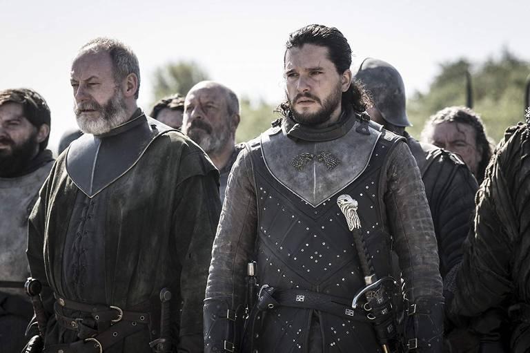A Companhia Dourada em 'Game of Thrones'