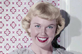 Portrait Of Doris Day