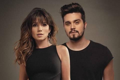 Paula Fernandes convida Luan Santana para fazer dueto da versão brasileira de 'Shallow'