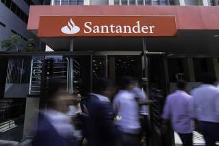 Santander divulga resultados 1 trimestre