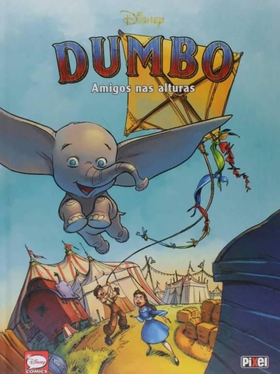 Dumbo ganha versão em quadrinhos