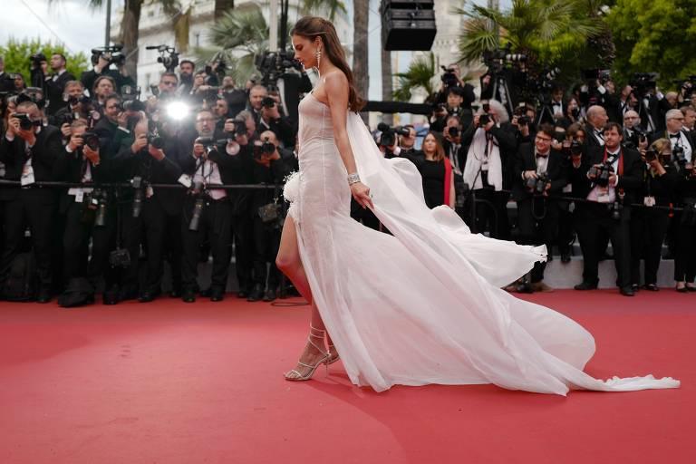 Os looks da abertura do festival de Cannes