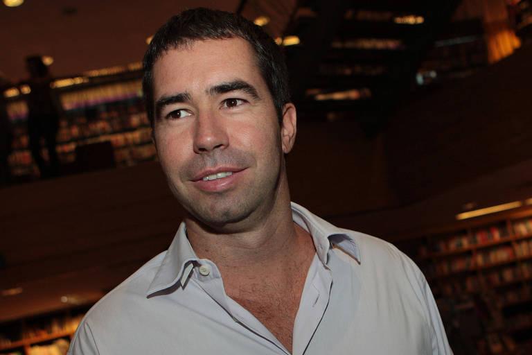 O empresário Henrique Constantino, sócio da companhia aérea Gol, que firmou acordo de delação premiada
