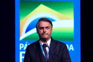 BOLSONARO / CAIXA / PEDRO GUIMARAES