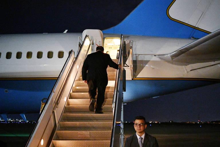 Estados Unidos ordenam saída de parte dos funcionários de sua embaixada no Iraque