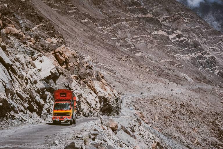 Karakoram Highway, no Paquistão