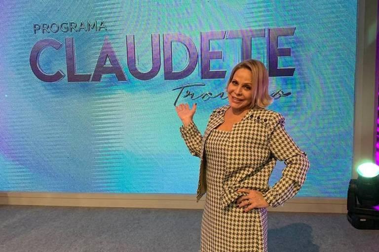 Claudete Troiano estreia novo programa na TV Aparecida