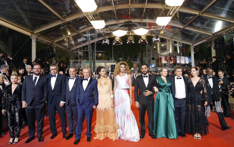 Exibição de 'Bacurau' em Cannes