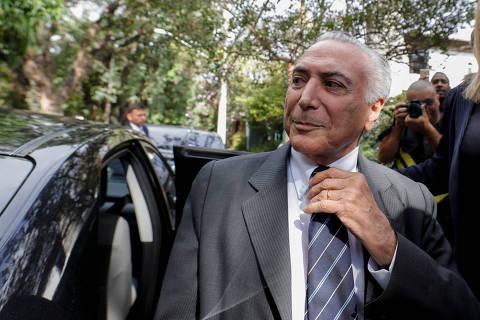 Temer rebate Bolsonaro e diz que foi presidente quem telefonou para ele após atos do 7 de Setembro