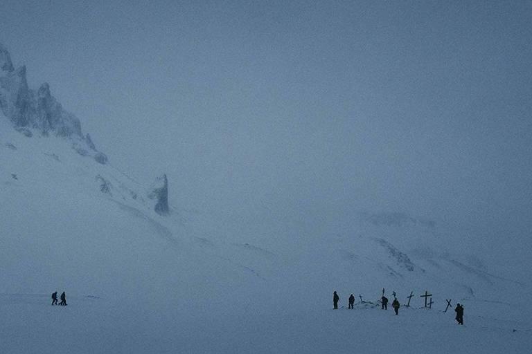 Documentário com marinheiros na Antártida traz depoimentos banais