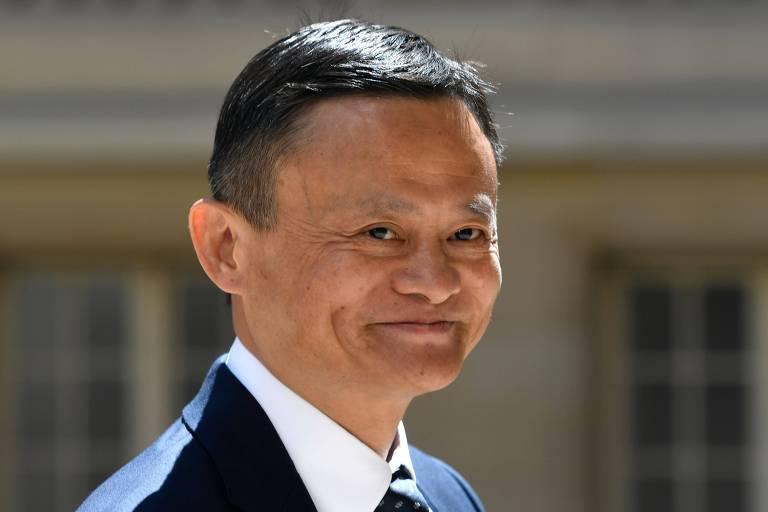 Jack Ma, co-founder do Alibaba Group