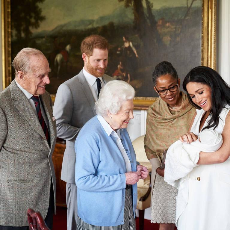 Príncipe Harry e a Meghan Markle - Oficial