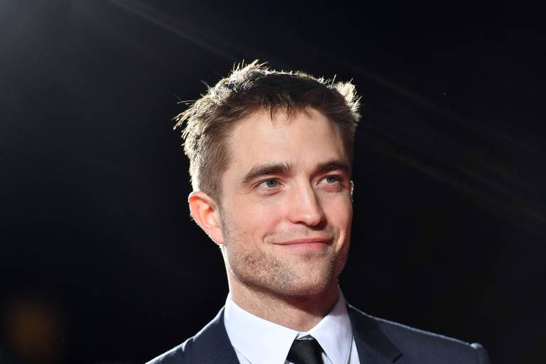 O ator Robert Pattinson